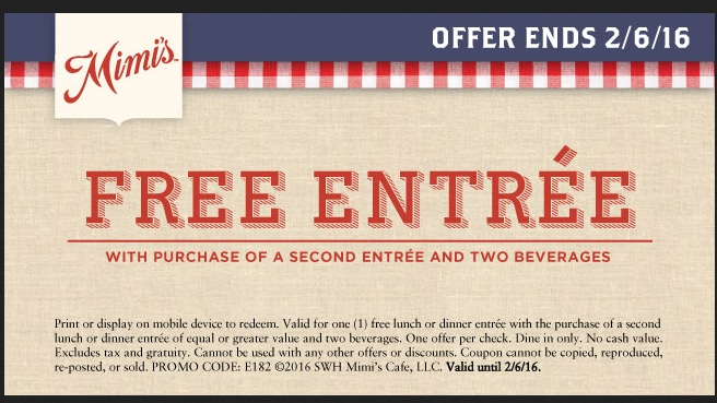 Abs restaurant coupons